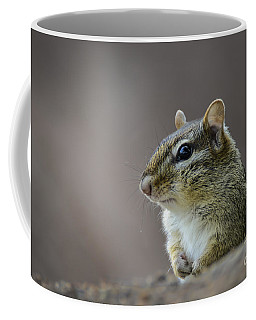 Chipmunk Profile Coffee Mug