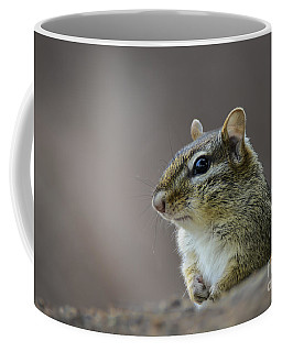Chipmunk Profile Coffee Mug