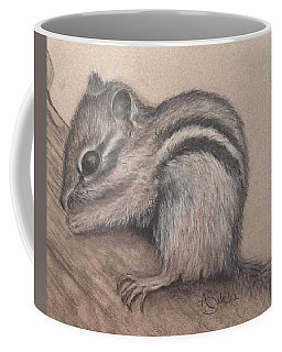 Chipmunk, Tn Wildlife Series Coffee Mug