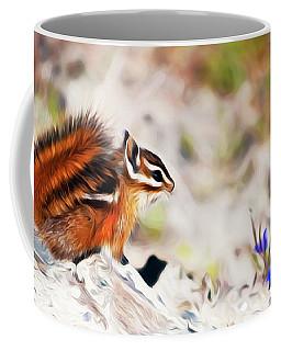 Chipper Coffee Mug by Timothy Hack