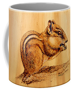 Chippies Lunch Coffee Mug by Ron Haist