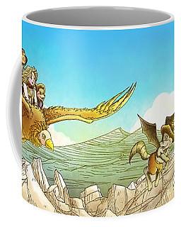 Chiricahua Mountains Panorama Coffee Mug