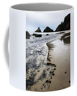 Chiseled Beach Coffee Mug