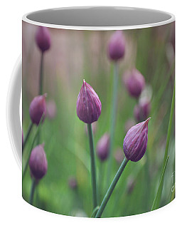 Chives Coffee Mug by Lyn Randle