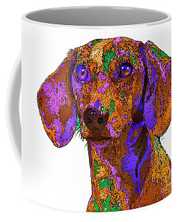 Chloe. Pet Series Coffee Mug