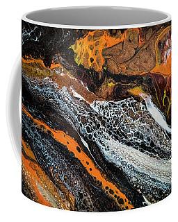 Chobezzo Abstract Series 1 Coffee Mug by Lilia D