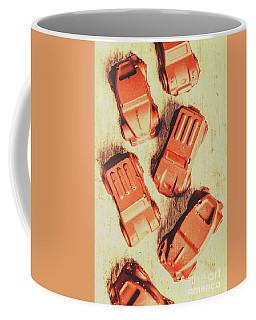 Choc-ed Up Highway Coffee Mug