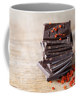 Chocolate And Chili Coffee Mug