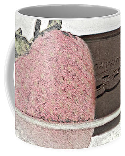 Chocolate And Strawberry Martini Coffee Mug