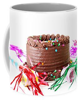 Chocolate Cake Coffee Mug by Darren Fisher