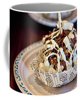 Chocolate Caramel Apple Coffee Mug