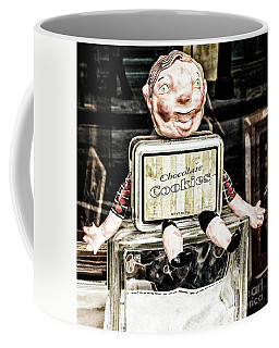Chocolate Cookie Man Coffee Mug