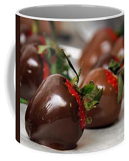 Chocolate Covered Strawberries 2 Coffee Mug