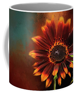 Chocolate Sunflower Coffee Mug