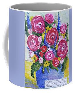Choice Bouquet Coffee Mug
