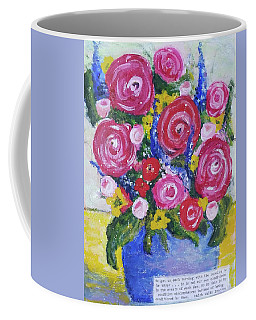 Choice Bouquet Coffee Mug
