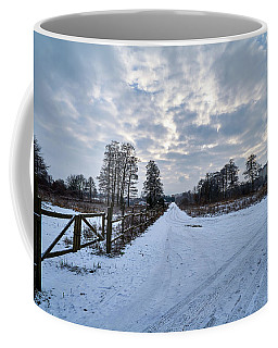Coffee Mug featuring the photograph Choices by Tgchan