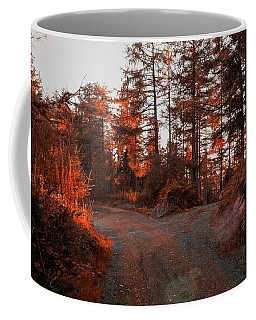 Choose The Road Less Travelled Coffee Mug