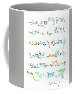 Chopin Ballade No 1 In G Minor Coffee Mug
