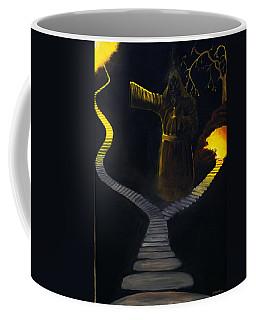 Chosen Path Coffee Mug by Brian Wallace