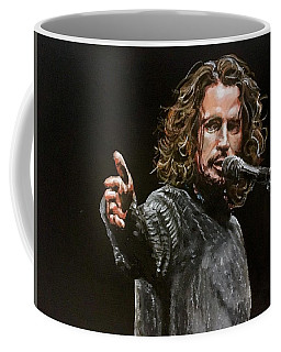 Chris Cornell Coffee Mug