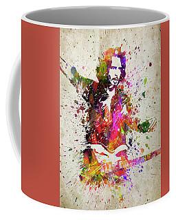 Chris Cornell Portrait Coffee Mug