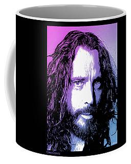 Chris Cornell Tribute Coffee Mug
