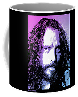 Chris Cornell Tribute Coffee Mug