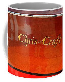 Chris Craft Logo Coffee Mug