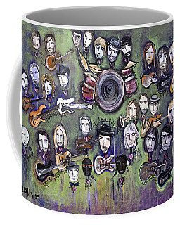 Chris Daniels And Friends Coffee Mug