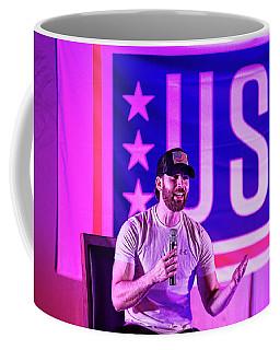 Chris Evans 01 Coffee Mug