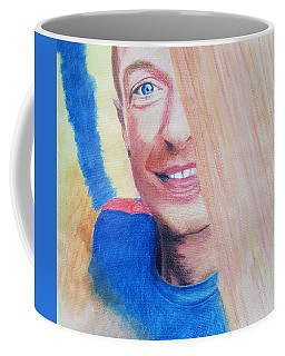 Chris Martin Coffee Mug