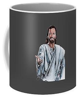 Christ Coffee Mug
