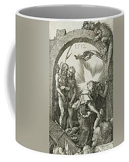 Christ In Limbo Coffee Mug