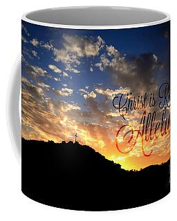 Christ Is Risen Coffee Mug