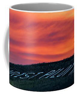 Christ Pilot Me Hill Coffee Mug