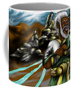 Christ The Messiah Our King Coffee Mug