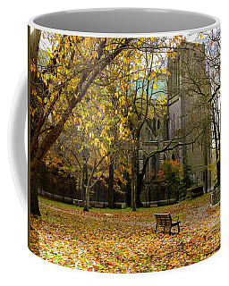 Christchurch Cathedral Coffee Mug by Keith Boone
