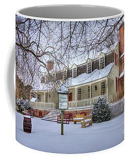Christina Campbell Tavern Colonial Williamsburg Coffee Mug