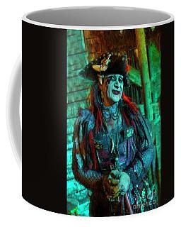 Christine Campiotti And Hunted House Coffee Mug