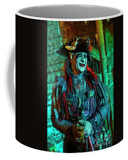 Christine Campiotti And Hunted House Coffee Mug