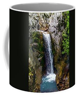 Christine Falls Mt Rainier Coffee Mug