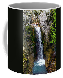 Christine Falls Mt Rainier Coffee Mug