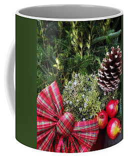 Christmas Arrangement Coffee Mug