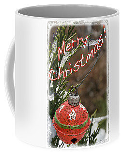 Christmas Bell Ornament Coffee Mug