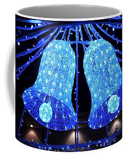 Christmas Blue Bells Coffee Mug