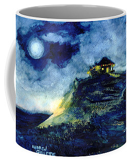 Christmas By The Sea Coffee Mug