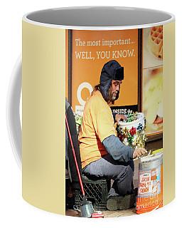 Christmas Cheer Coffee Mug by Joe Jake Pratt
