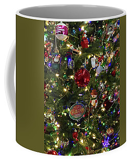 Christmas Close Up Coffee Mug