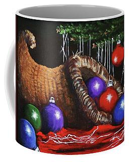 Christmas Colors Coffee Mug